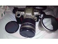 Nikon F60 with 28-80MM great camera