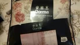 Dorma luxury throw brand new