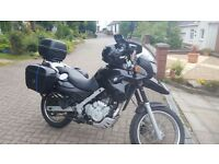 BMW F650GS MOTORCYCLE 2006