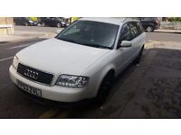 Audi A6 DIESEL 1.9 5dr in good condition MOT till end of august