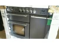 Brand new range master 100cm infusion induction range cooker