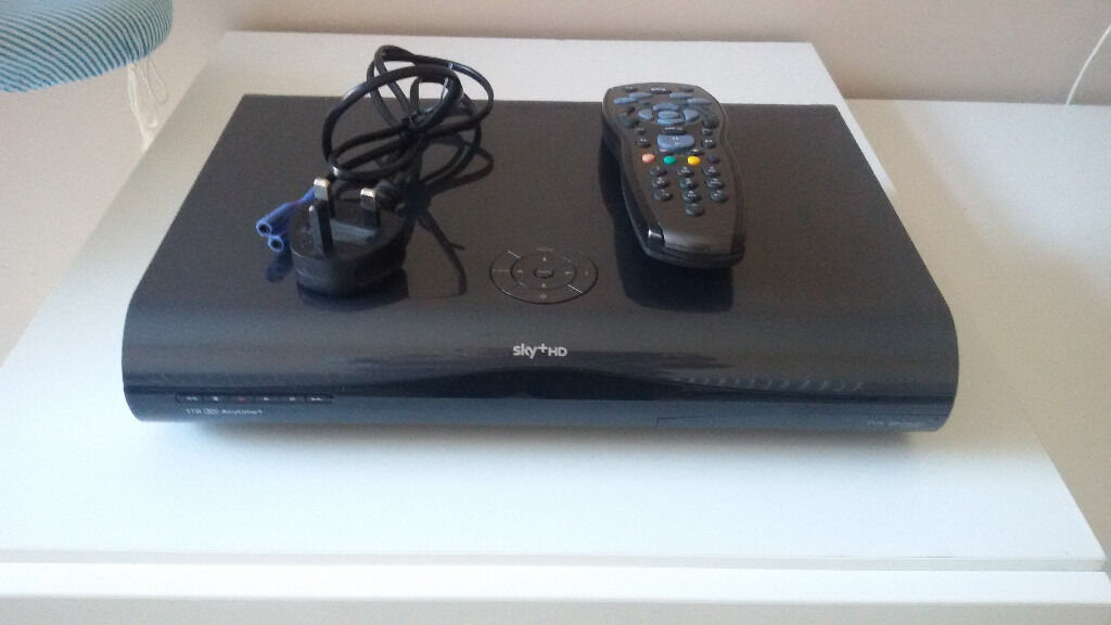 Sky + HD Box 1TB 3D Anytime