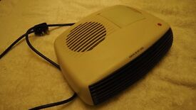 Small Fan Heater - Not old, used a few times. Great Value