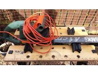 Black & Decker electric Hedge trimmer good working condition