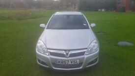 astra 1.8 petrol 2008 5 door hatchback