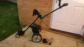 Working Hill Billy Compact Electric Trolley