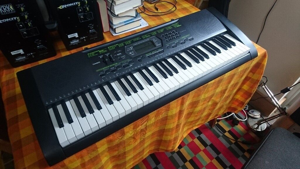 casio ctk 2000 piano keyboard in stratford london gumtree. Black Bedroom Furniture Sets. Home Design Ideas
