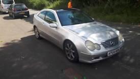 Mercedes c220 diesel automatic