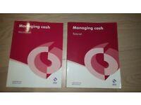 AAT level 4 cash management set