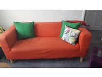 Free Three Seater Klippan Ikea Sofa