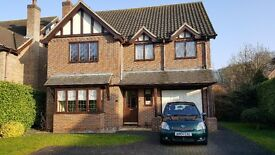 Double Room in Branston (Lincoln), 4 bed detached exec house, available from 11/05/17