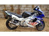 1997 R Yamaha YZF1000R Thunderace Mot til Aug