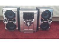 Sony MHC-RG270 Hi Fi System
