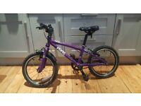 Frog 48 Kids pedal bike - purple (4-5 yrs)