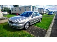 JAGUAR X TYPE 20.D 03 LOW MILEAGE V GOOD CONDITION £2150.00 OVNO. £2700 SPENT IN LAST 14 MTS. FTSWB!