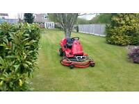 Countex ride on mower