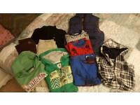 Boys clothing bundle age 8-10
