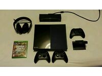 Xbox One Day One Edition (with extras)