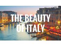 ITALIAN LANGUAGE TUITIONS