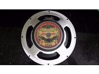 WGS ET65 Guitar Speaker 16 ohm