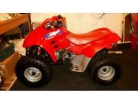 Honda Sportrax Quad 90cc