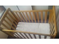 Baby Cot (Cheapest on Gumtree)