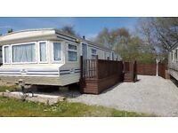 Static Caravan to let / Rent at Snowlands in Par cornwall 6 berth