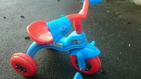 Paw patrol child's bike