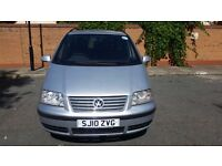V/W SHARAN suitable for PCO AND UBER no faults drives superb