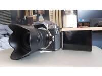 Lumix G7k 4k Mirrorless Camera