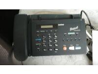 PHONE /FAX MACHINE