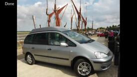 Ford Galaxy motorhome NOW SOLD NOW SOLD