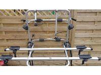 Halfords 2 bike carrier for hatchback