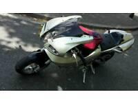110cc X18 pocketbike midi mini moto pit bike