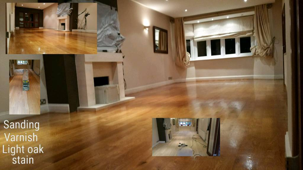 Wood Floor Sanding 10 Per Sq M Dust Free Professional Quality
