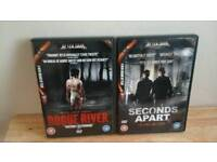 4 Horror DVD'S english