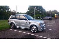 "Range Rover sport""Project Kahn"" £12500"