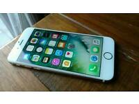 Gold Iphone 6 128gb on O2