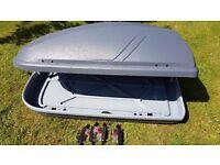 50kg Roof Box