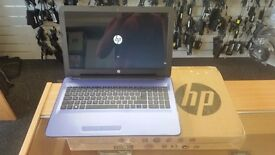 "BRAND NEW/OPEN BOXED HP 15-ba056sa 15.6"" laptop purple"