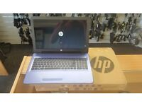 "BRAND NEW/OPEN BOXED HP 15-ba056sa 15.6"" laptop purple"