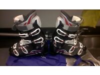 Nordica Men Ski Boot Size 29 flex 90 used dark grey