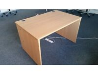 Office Desk 120x80x72 Perfect Condition - Warrington