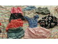 1-2 years shorts/skirts/Playsuit