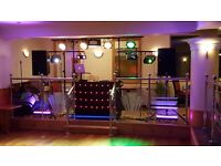 Disco entertainment Professional DJ Services, weddings, parties, dance events
