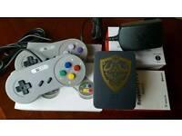 Retropie 64gb Raspberry Pi 3 Model B Retro Console 2 SNES Type Pads PS1 Sega Nintendo MAME Arcade