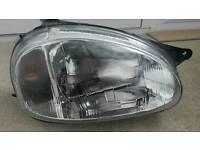 Corsa B Headlight R/H
