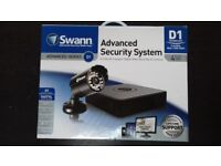 Swann Advanced 320gb Compact 4 Channel CCTV Kit With 1 Bullet Camera ( Swann4ch1cam320gbkit )