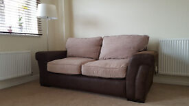 DFS sofa bed - very good condition
