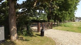 1 Bed Holiday Lodge to let Suffolk 2 night autumnal break only £130